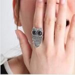 แหวนนกฮูก