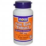 Now Foods, Pine Bark Extract, 240 mg, 90 Veggie Caps