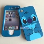เคสประกบหน้า-หลัง Stitch iPhone 4/4S