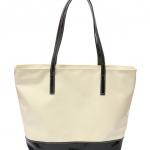 กระเป๋า Patola รุ่น ทูโทน สีครีม