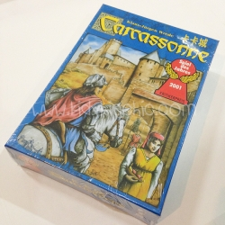 เกมส์ Carcassonne (Chinese Edition Box Cover)
