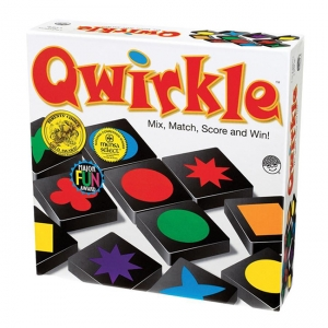 เกมส์ Qwirkle (Chinese Edition Box Cover)