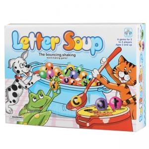 เกมส์สะกดคำภาษาอังกฤษ (Letter Soup)