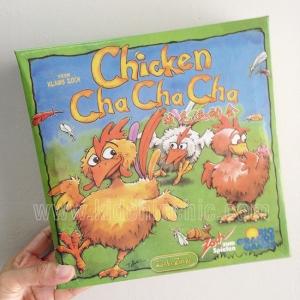 เกมส์ Chicken Cha Cha Cha (Zicke Zacke Hihnerkacke)