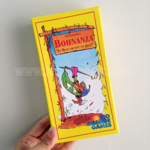 เกมส์ Bohnanza (Chinese Edition Box Cover )
