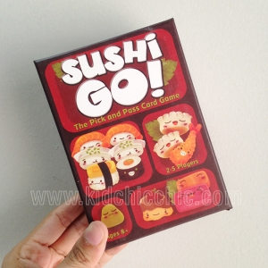 เกมส์ Sushi Go (Chinese Edition Box Cover)