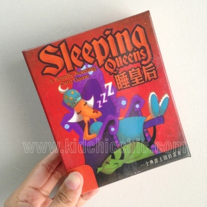 เกมส์ Sleeping Queens (Chinese Edition Box Cover )