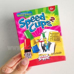 เกมส์ Speed Cups 2 (การ์ดเสริม)