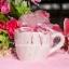 แก้วกาแฟ ทูโทน แพ็คถุงฟูกากเพชร thumbnail 1