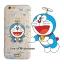 เคสใส สกรีนลายเส้นนูน Doraemon 02 iPhone 6/6S thumbnail 1