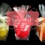 เทียนหอมดอกกุหลาบ ดอกตูม และดอกบาน บรรจุในแก้วใส แพ็คถุงแก้ว ผูกโบว์ thumbnail 3