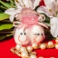 กระปุกพริกไทย ไข่คู่ยิ้ม แพ็คถุงฟูกากเพชร thumbnail 1