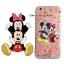 เคสใส สกรีนลายเส้นนูน Mickey&Minnie Mouse iPhone 6 Plus/ 6S Plus thumbnail 1