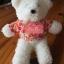 ตุ๊กตาหมีพวงกุญแจ แฮนด์เมด หลายสีหลายแบบ น่ารักๆจ้า thumbnail 4