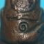 เสือหลวงพ่อปาน รุ่น ฝังลูกนิมิต วัดบางเหี้ย เสือหลวงพ่อปาน โลหะรุ่นแรกปี 2517 thumbnail 6