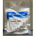 "Cable Tie ""Giantlok"" White 4"""