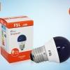 FSL ปิงปอง LED 2W Blue แสงสีน้ำเงิน