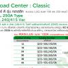 ตู้ Load Center 3P (100L) Main LUG ไม่ใส่เมน