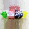 แก้วเป๊กเลือกสีได้ แพ็คกล่องลายเสื้อบ่าวสาว ผูกโบว์ พร้อมป้ายชื่อ