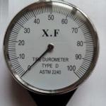 เครื่องวัดความแข็งยาง(Hardness Rubber Tester) Shore Type D 0-100 HD