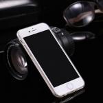 เคสประกบ นิ่มทั้งอัน ปกป้อง 360 องศา สีใส iPhone 6/6S