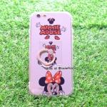 เคสกระจกเงา Minnie Mouse iPhone 5/5S/SE