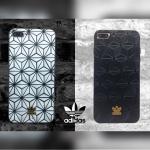 Adidas Black VS White iPhone 5/5S/SE