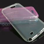 Samsung N2 ซิลิโคน บางเฉียบ 0.3mm มีลายกันคราบน้ำ