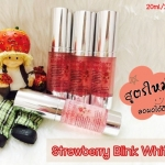 Strawberry Blink White