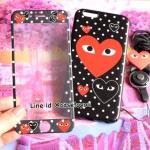 เคส 3 in 1 Comme (ดำ) iPhone 7