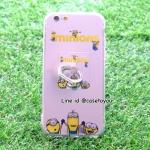 เคสกระจกเงา Minion iPhone 6 Plus/ 6S Plus