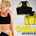 เสื้อเรียกเหงื่อ - Hot Shapers Sport Bra - (โปรดระบุ size ตอนสั่งซื้อ)