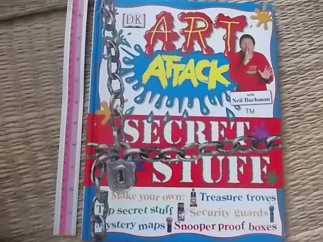 Art Attack: Secret Stuff (With Neil Buchanan)