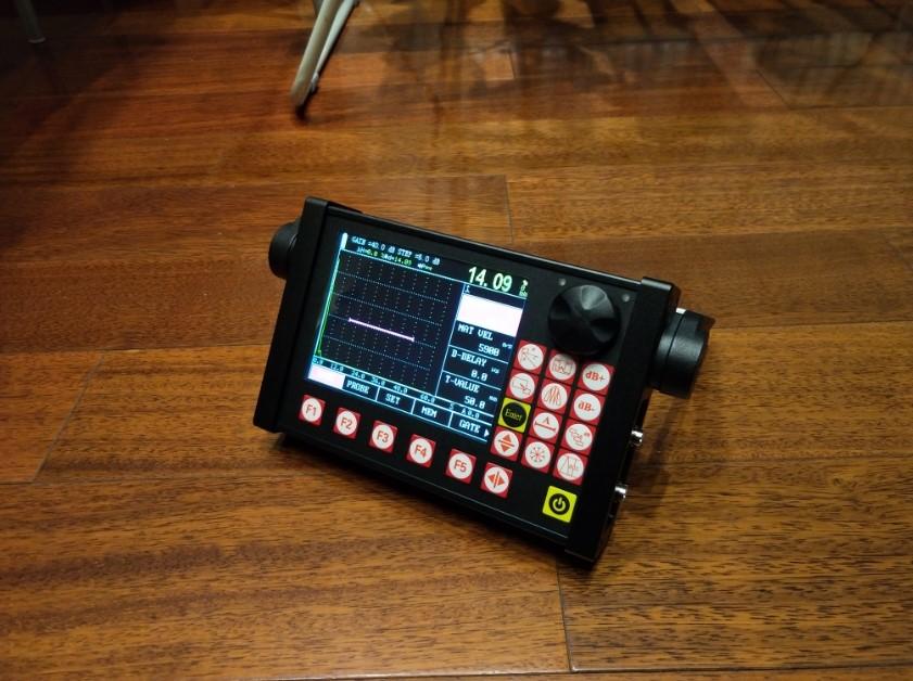 TY650 Series Ultrasonic Flaw Detector (เครื่องตรวจสอบรอยร่าวโดยวิธี ultrasonic)