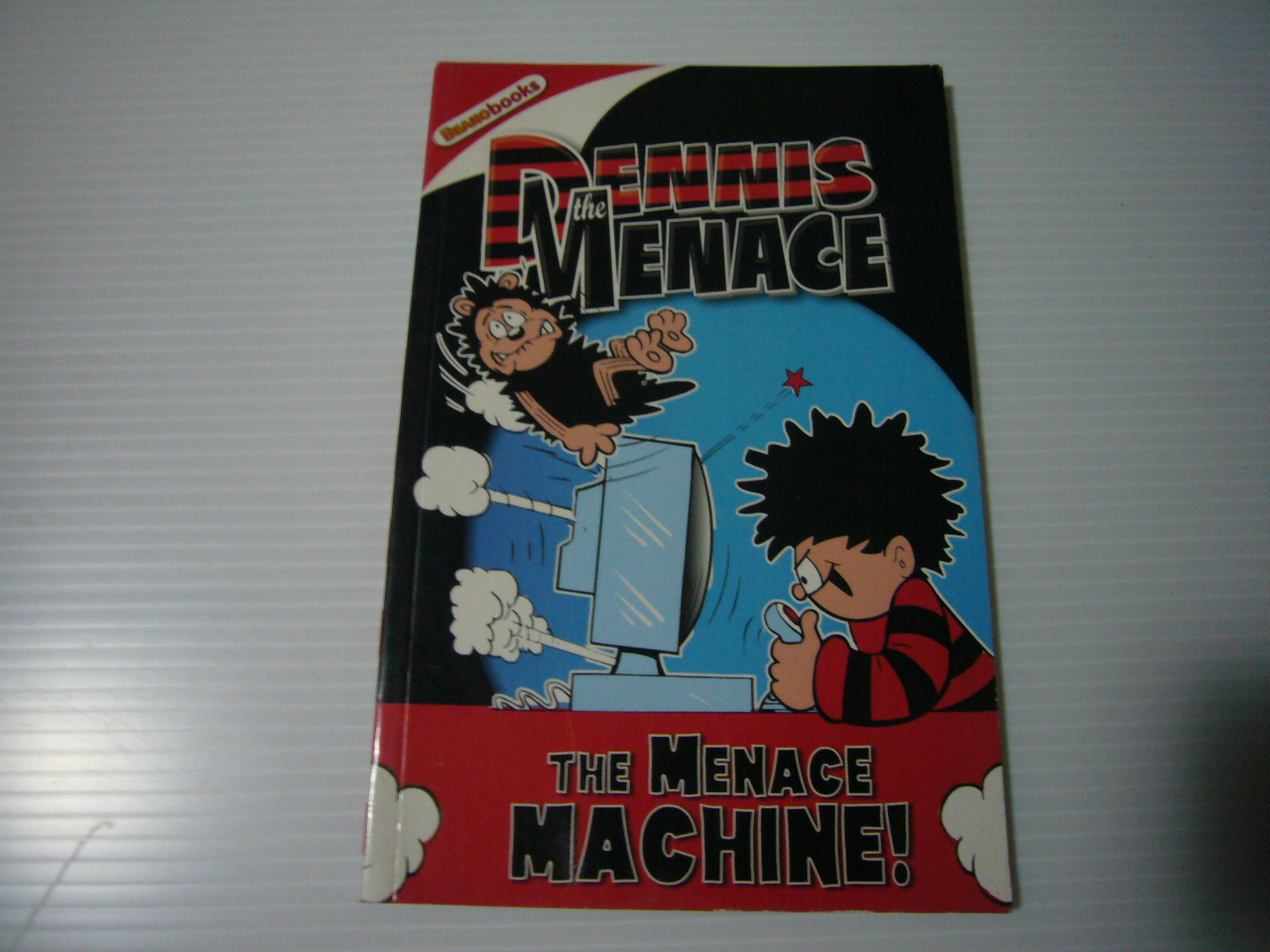 Dennis the Menace 7: The Menace Machine!