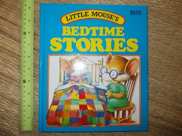 Little Mouse's BEDTIME STORIES