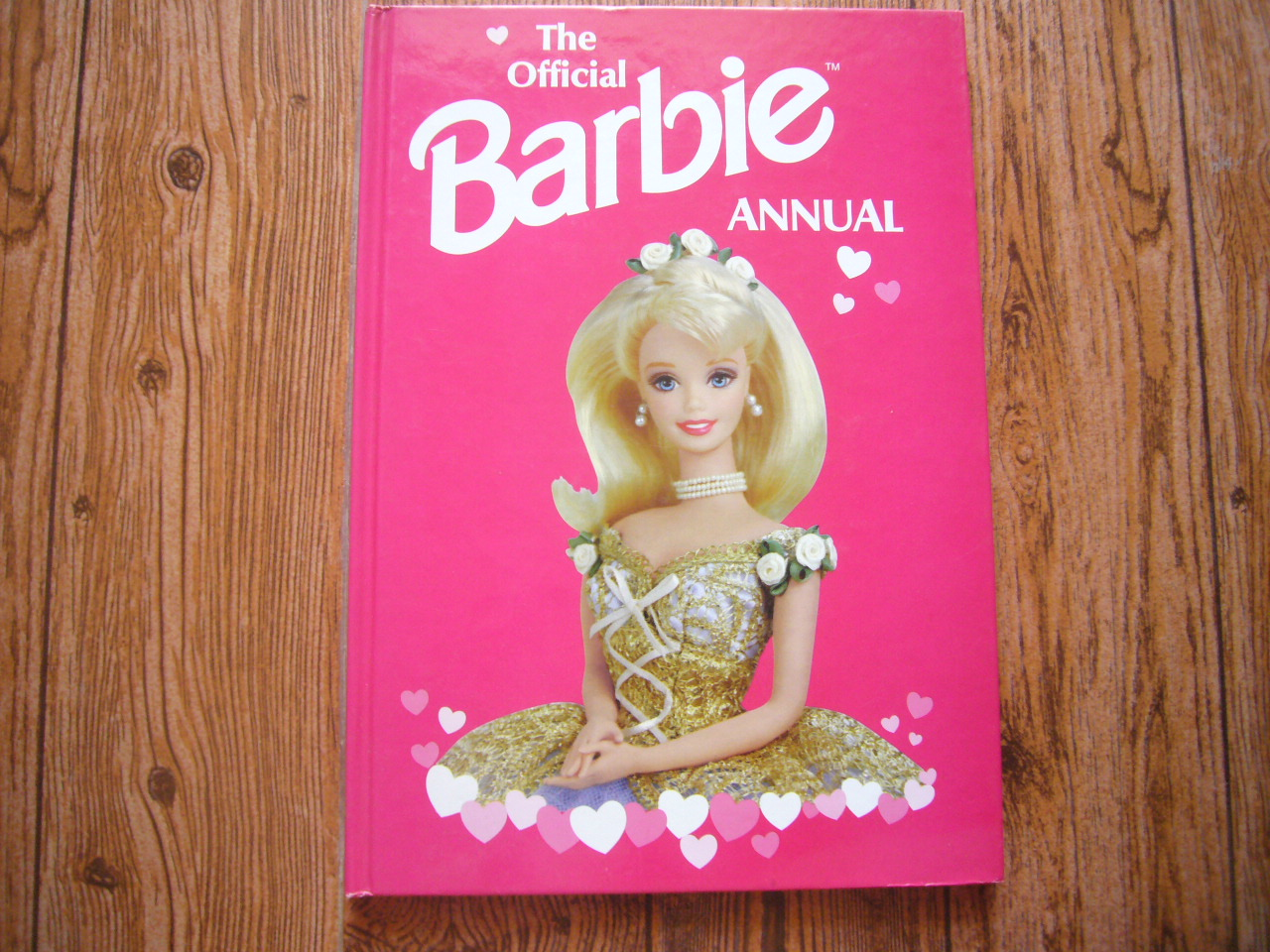 The Official Barbie Annual (1998)