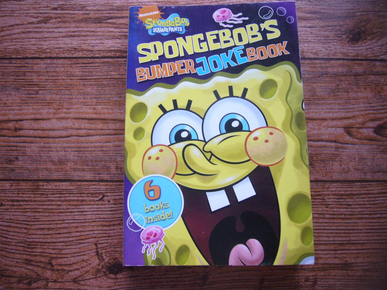 SpongeBob's Bumper Joke Book