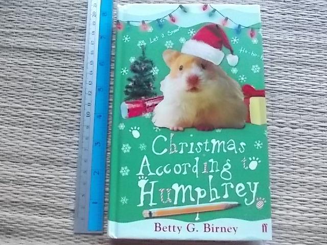 Christmas According To Humphrey (Hardback)