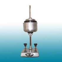 เครื่องวัดความหนืด ของเหลว (Desktop Flow CUP Viscometer) แบบถ้วย มีขาตั้ง จับเวลา รุ่น QND-1 ราคากันเอง ใช้แพร่หลายในงานสี