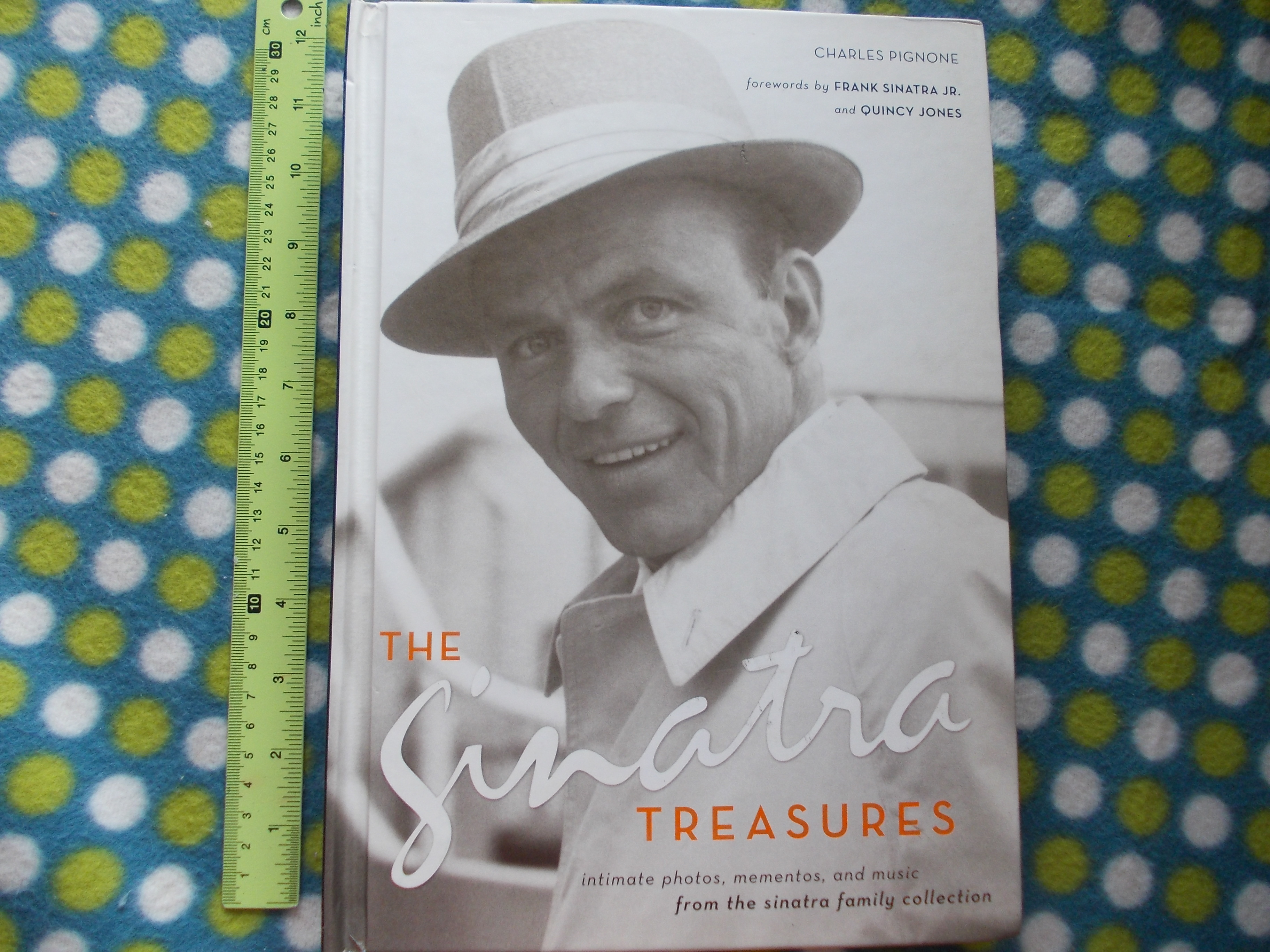 The Sinatra Treasures (Intimate Photos, Momentos, And Music From The Sinatra Family Collection)