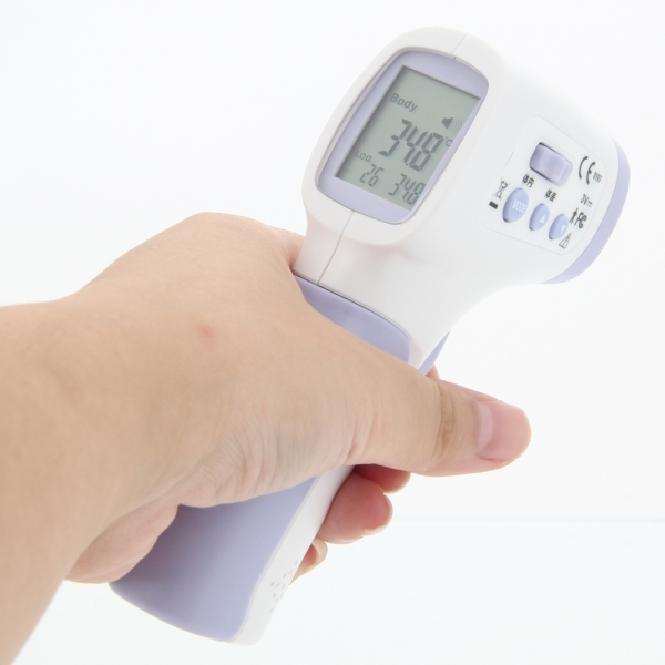 Non-Contact Infrared IR Thermometer for Forehead Body Test DT-8806s เทอร์โมมิเตอร์วัดไข้