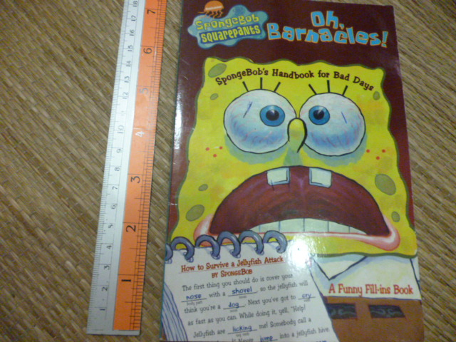 SpongeBOb Squarepants: OH, Barnacles!