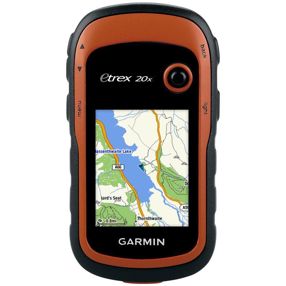 GPS survey equipment เครื่องสำรวจเส้นทาง GPS ความละเอียดสูง ราคาย่อมเยา รุ่น Garmin Etrex 20x