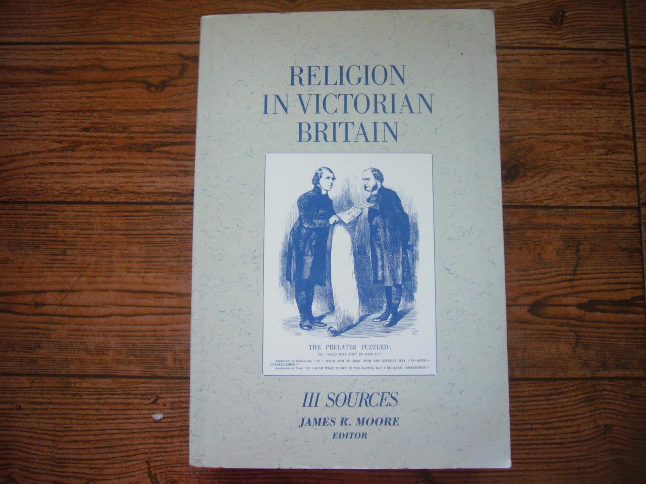 Religion in Victorian Britain