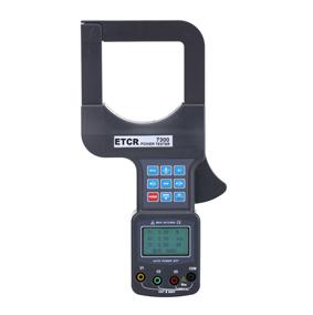 เครื่องตรวจสอบไฟรั่ว สำหรับสายไฟขนาดใหญ่ (Large Caliber Leakage Clamp Meter) รุ่น ETCR7300 80mm diameter