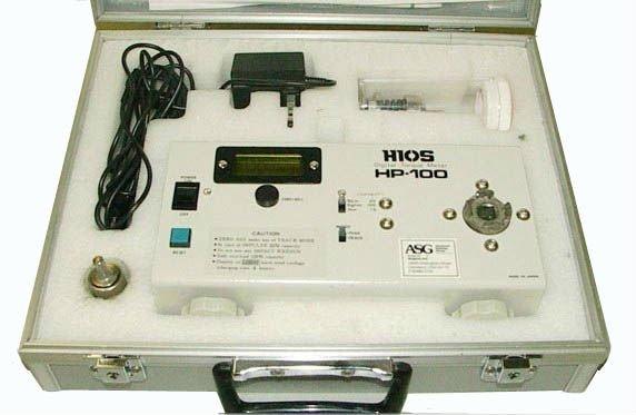 เครื่องวัดแรงบิด (Digital Torque meter) รุ่น HP-100 Range 0.015-10.00N.m รับประกัน 1 ปีเต็ม