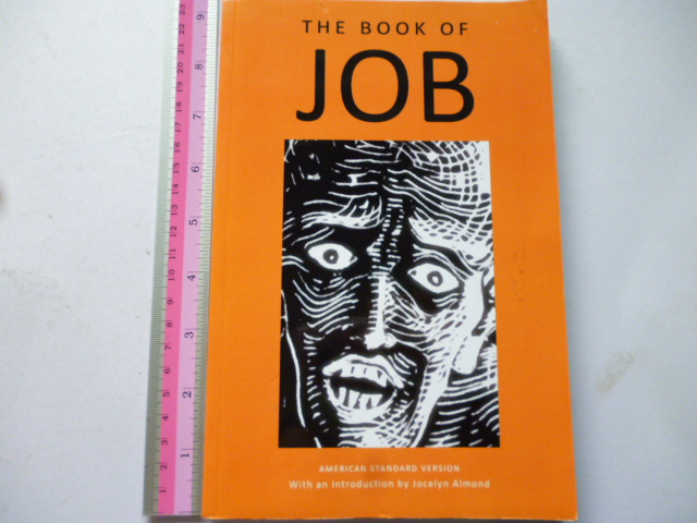 The Book of JOB (American Standard Version)