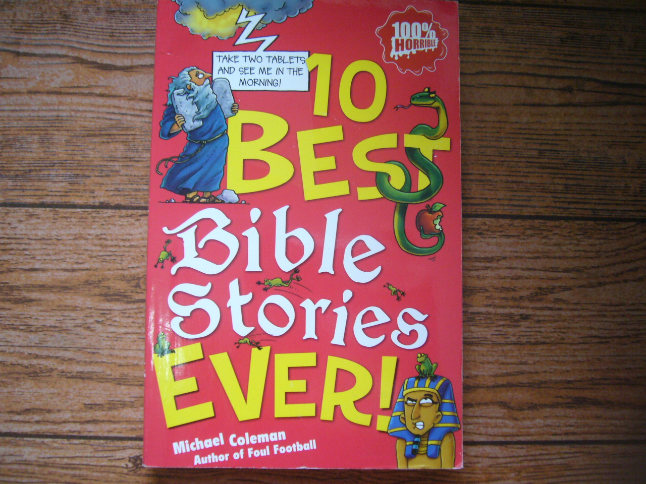 10 Best Bible Stories Ever!