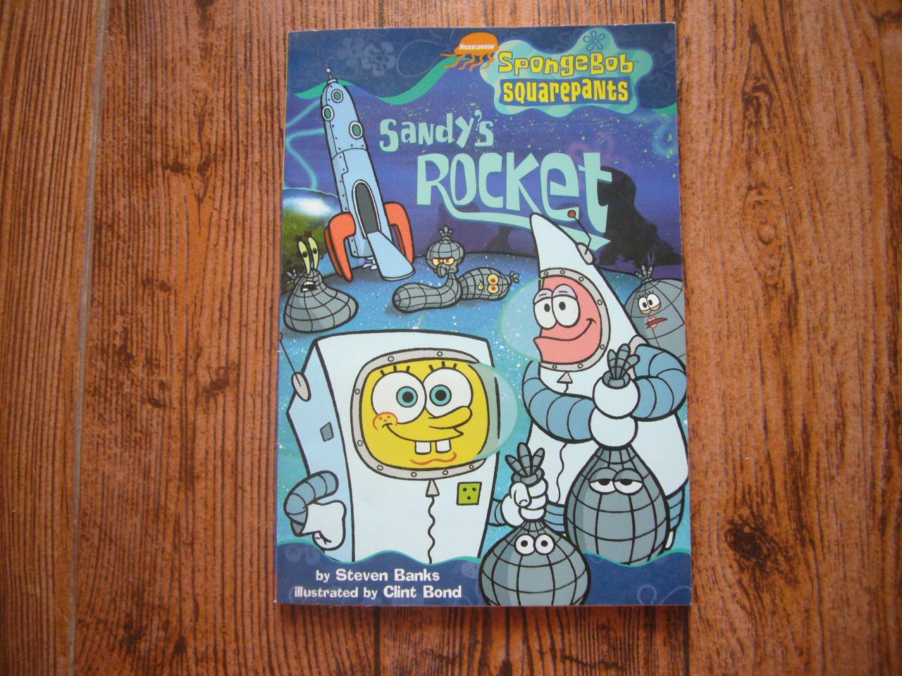 Sandy's Rocket (SpongeBob Squarepants)